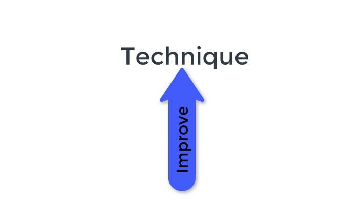 So Lets Talk Technique