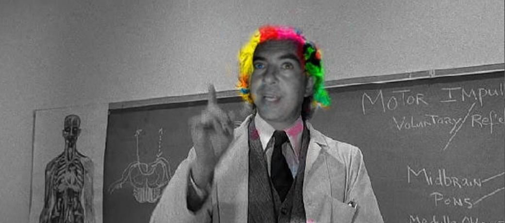 Clase del Doctor Frikistein