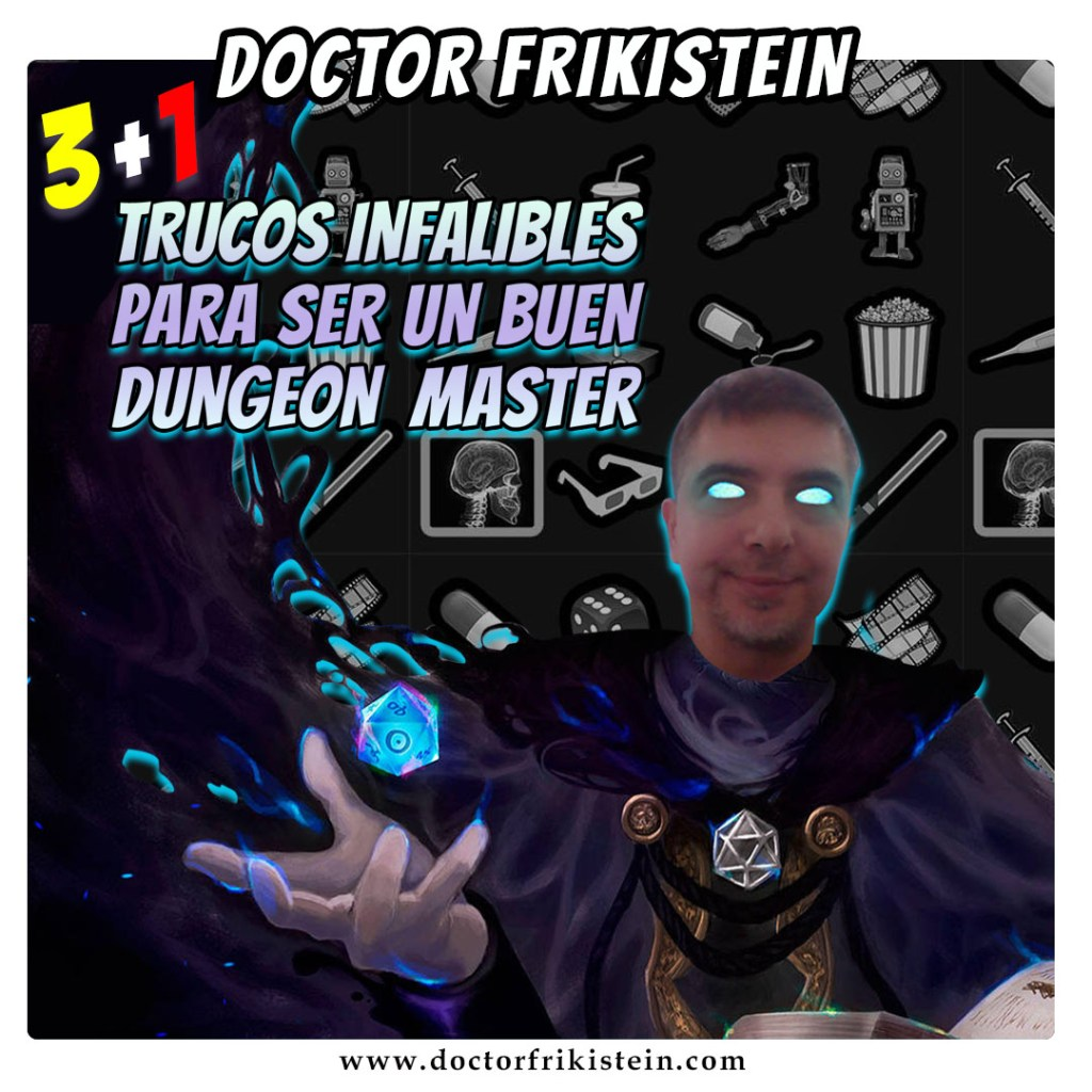 Infalible tricks to be a good Dungeon Master
