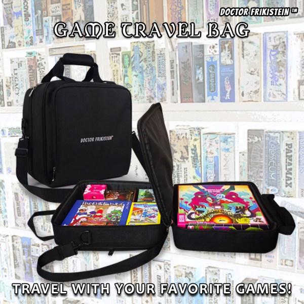 Bolsa de Viaje para Juegos