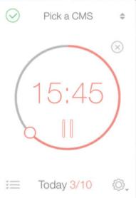 Be focused timer