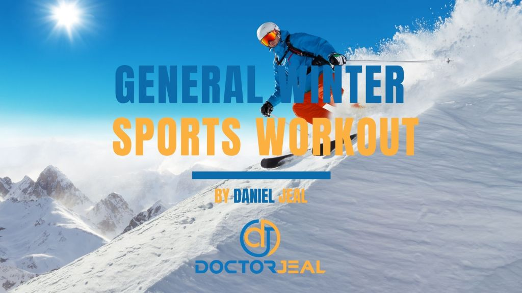 General Winter Sports Workout - Photo
