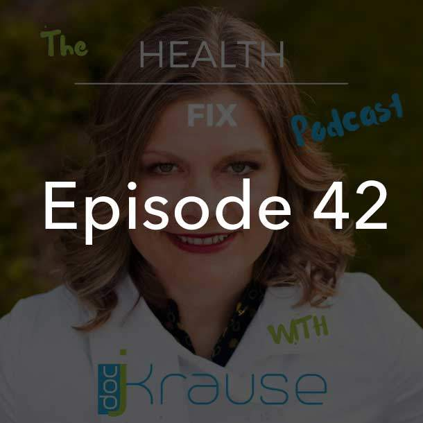 Ep 042: Can Genetic Mutations & Nutrient Deficiencies Break Your Brain?