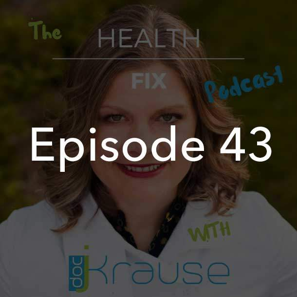 Ep 043: Could Your Fatigue Be a Thyroid Issue?