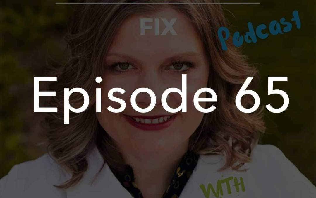 Ep 065: How Your Sugar Addiction is Ruining Your Skin