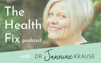 The Health Fix Podcast | Doctor Jannine Krause | Anti Aging
