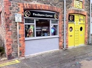 Firestorm Games, 8a Trade Street, Cardiff