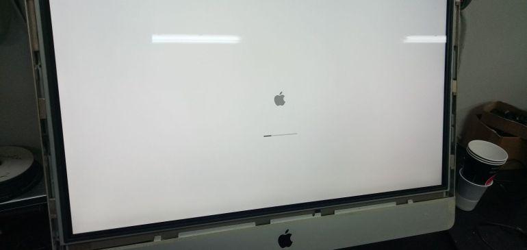 Reparacion grafica iMac