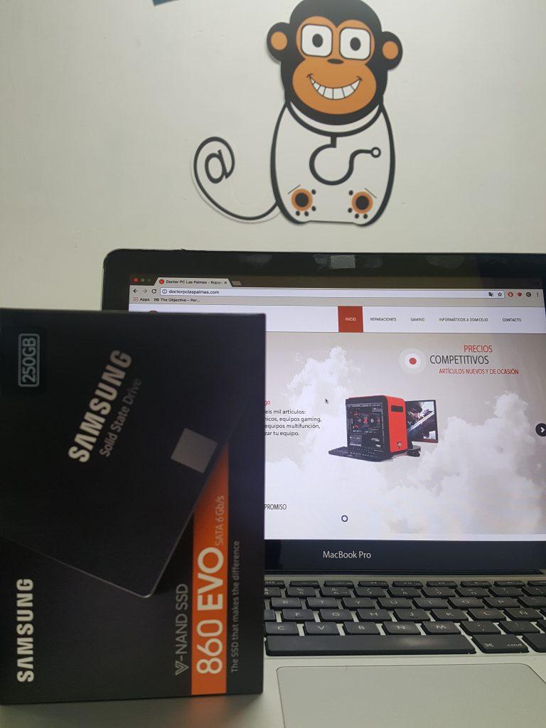 SSD en Las Palmas de GC