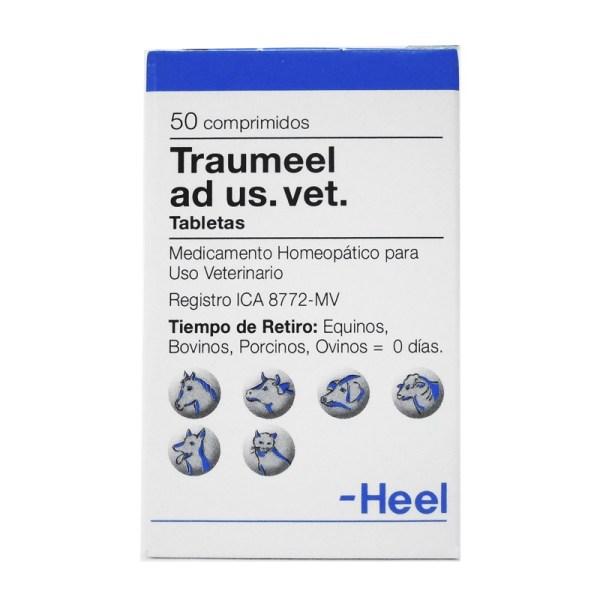 Traumeel Tabletas ad us. vet