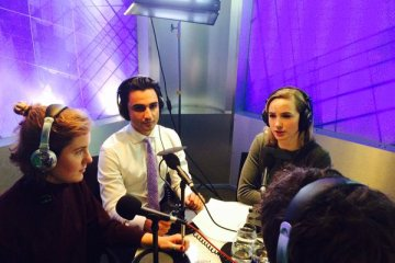 Doctorpreneurs' Avi Mehra at the Lanson's Health Studio