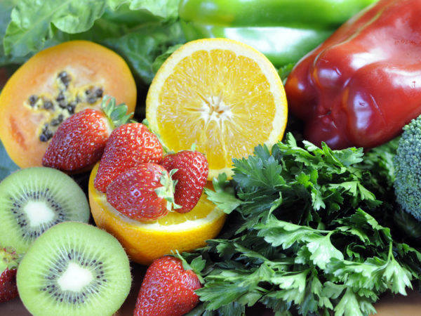 Intake Vitamin C
