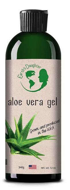 Earth's Daughter Aloe Vera Gel