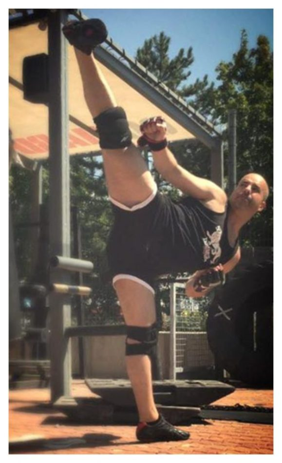 Hyperbolic Stretching by Alex Larsson