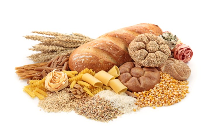 Starchy Vegetables and Whole Grains