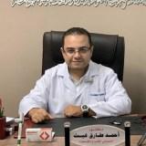 دكتور أحمد طارق غيث - Ahmed Tarik Gheith قلب في امبابة الجيزة