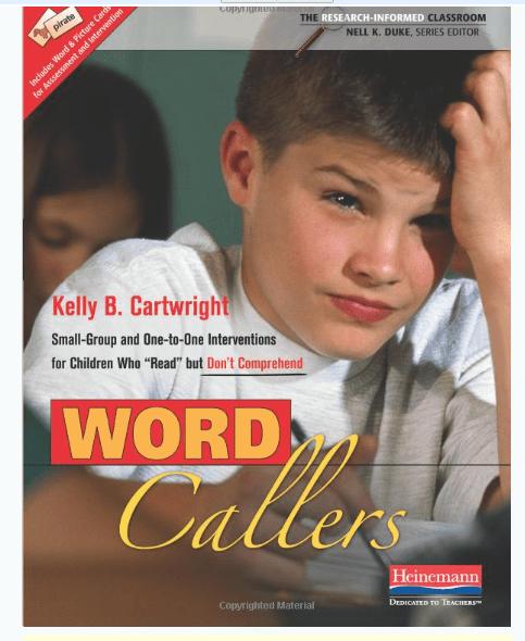 WORD CALLERS