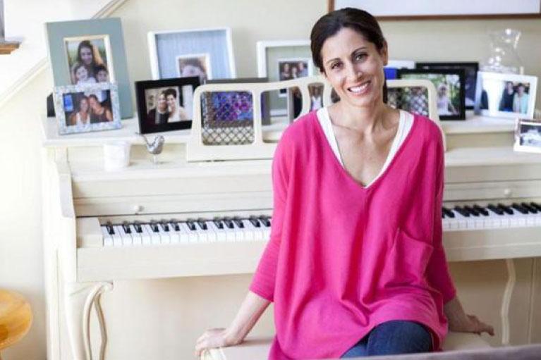 Photo of the Author of Still Alice, Lisa Genova