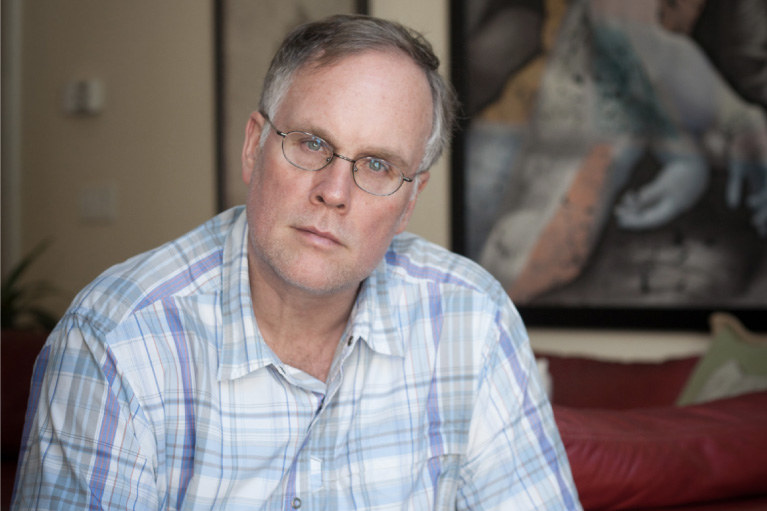 Headshot of Author John Elder Robison
