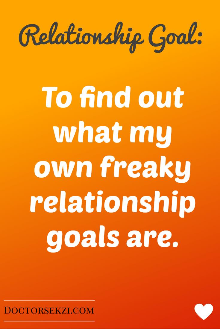 Freaky Relationships Hickeys Goal