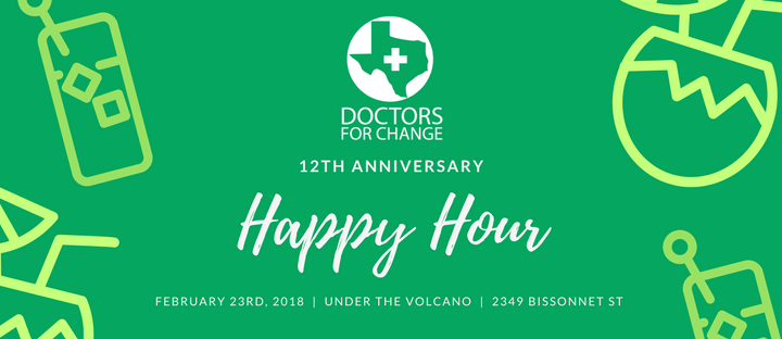 Feb. 23: DFC's 12th Anniversary Happy Hour