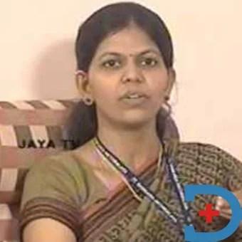 Dr Kavitha Kalaivani N