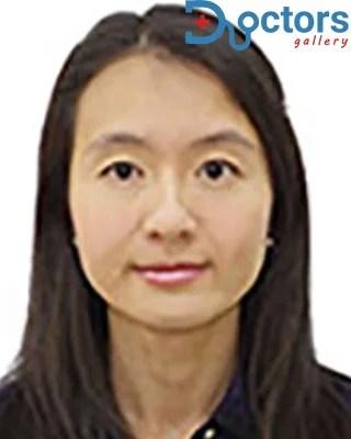 Dr Lim Xin Rong