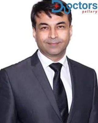 Dr Sandeep Uppal