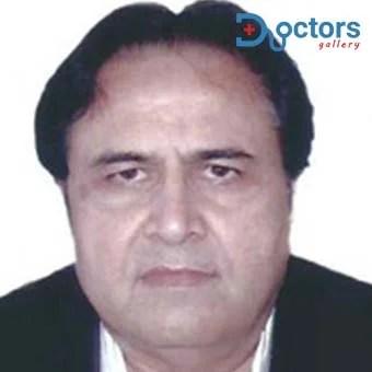 DR ARUN P MEHRA