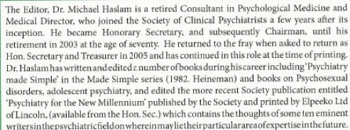 Psychiatry Then and Now Text 2