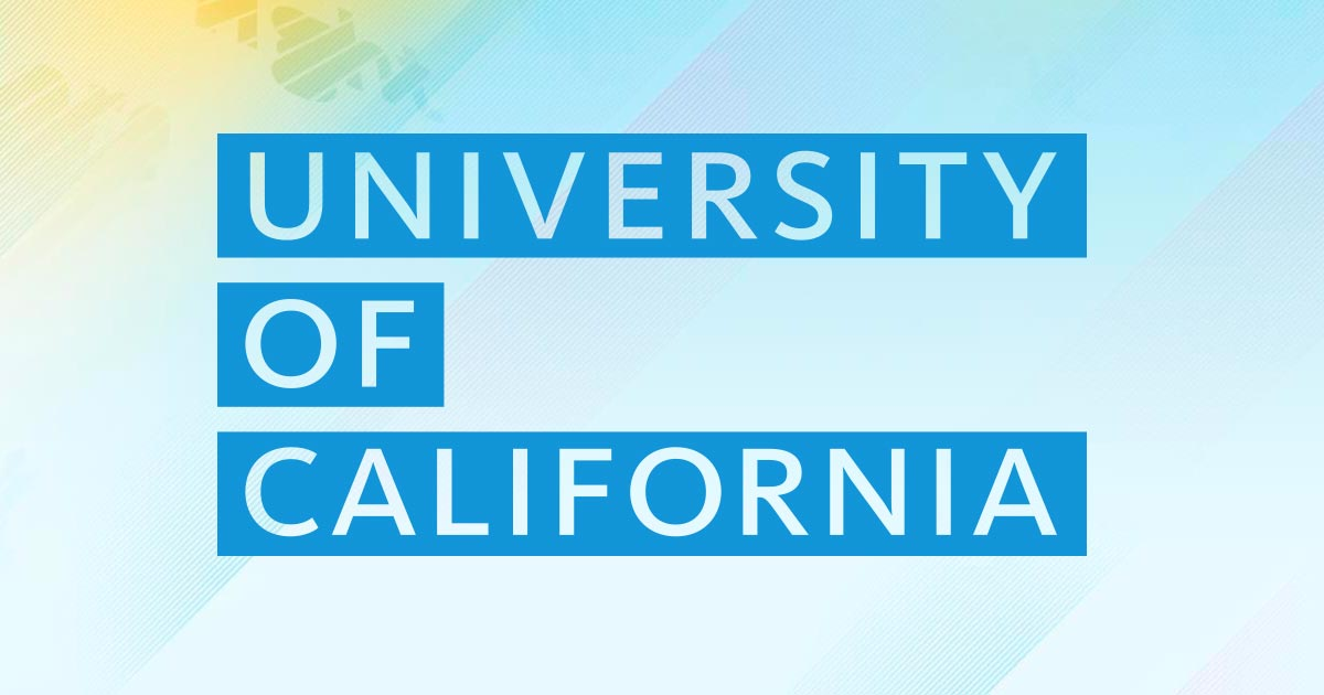 University of California Public University System is joining the fight against Global Warming.