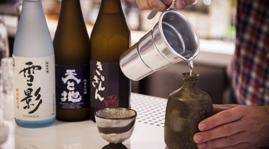 5 surprising benefits for SAKE drink