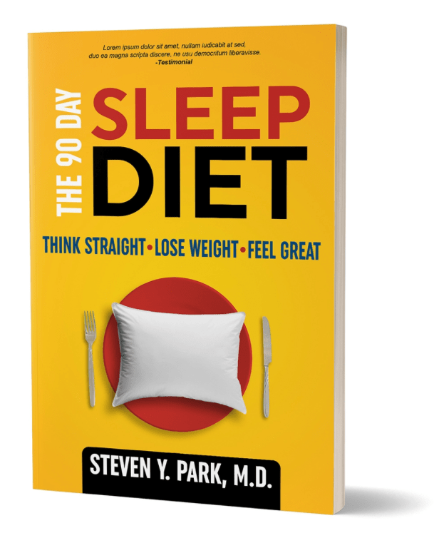The 90 Day Sleep Diet: Think Straight, Lose Weight, Feel Great.