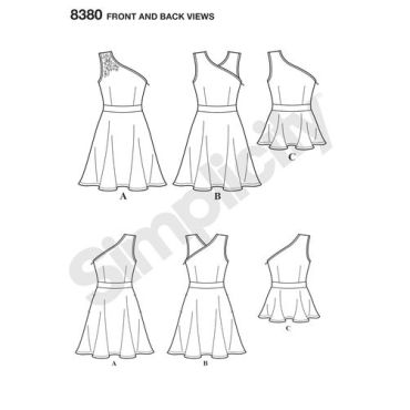 simplicity-cynthia-rowley-pattern-8380-front-back-view