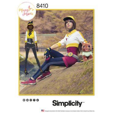 simplicity-gamer-costume-pattern-8410-envelope-front