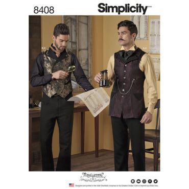 simplicity-mens-vest-shirt-costume-arkivestry-pattern-8408-envelope-front