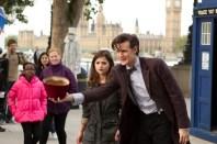 El Doctor pasa el fez.