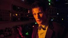 El Doctor, en el submarino de Mark Gatiss.