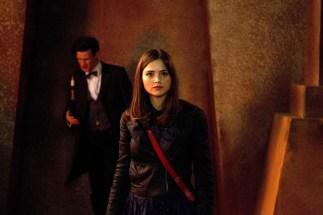 El Doctor y Clara.