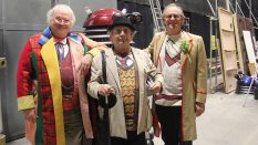 Los Tres Doctores.