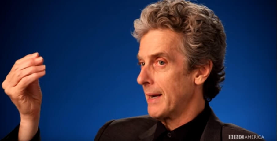 Doctor Who Christmas Special 2016 Sneak Peek
