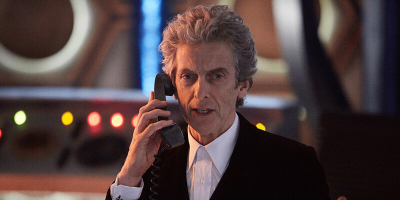 Doctor Who Christmas Special 2016 Teaser Revealed!