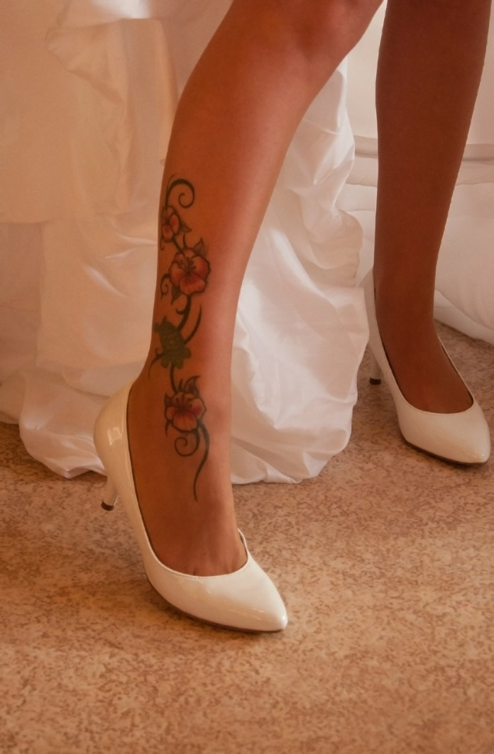The brides tattoo