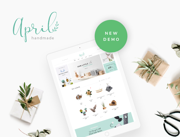 APRIL - Fashion WooCommerce WordPress Theme - 19