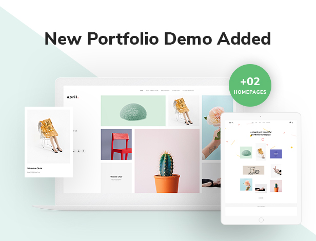 APRIL - Fashion WooCommerce WordPress Theme - 18