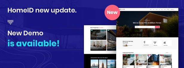 HomeID - Real Estate HTML Template