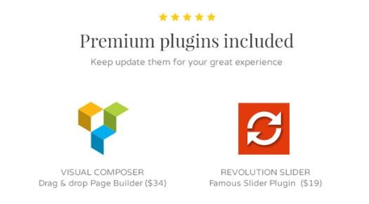 Save fee for Visual Composer - Revolution Slider