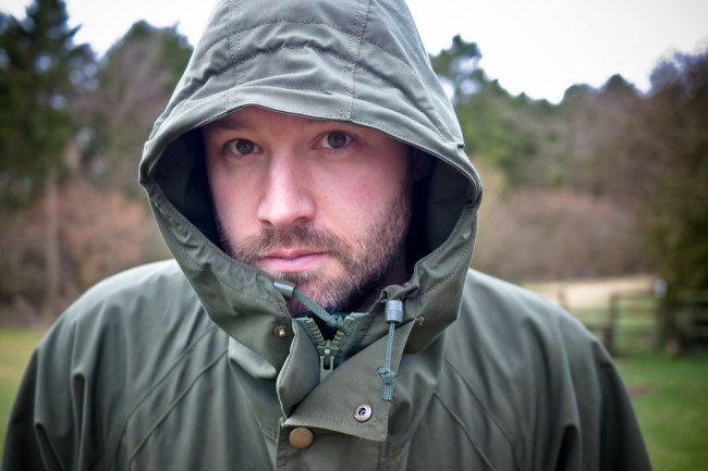 Snowsled ventile jacket