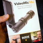Rode VideoMic Me box