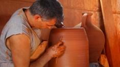 Oleiro tradicional Paulo Franco © Todos os direitos reservados / Imagem retirada do documentário.